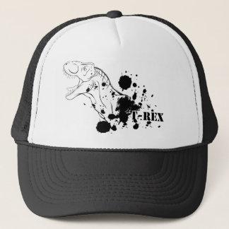 Casquette T-Rex (noir et blanc)