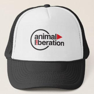 Casquette T-shirt animal de libération
