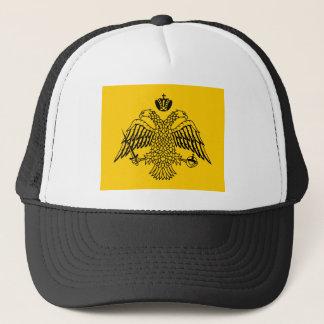 Casquette T-shirts de drapeau d'empire bizantin