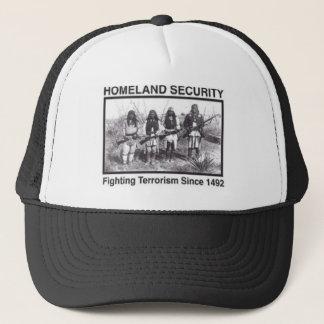 Casquette T-shirts de sécurité de patrie de Natif américain