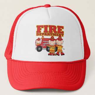Casquette T-shirts et cadeaux de corps de sapeurs-pompiers