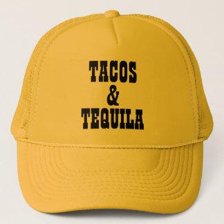 Casquette Tacos et tequila
