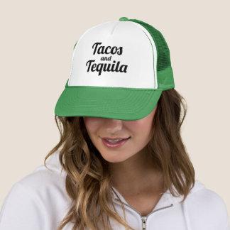 Casquette Tacos et tequila drôles