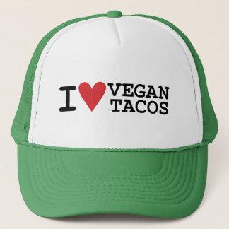 Casquette Tacos végétaliens