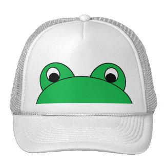 Casquette tba de grenouille de piaulement