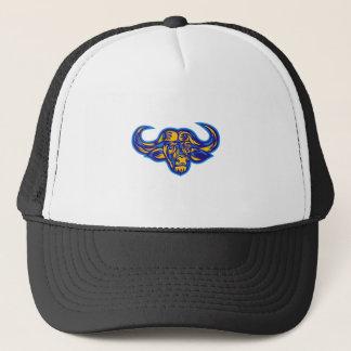Casquette Tête de Buffalo de cap rétro