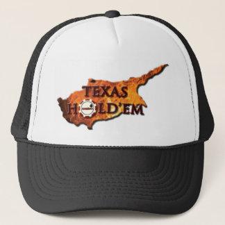 Casquette texasholdemCY