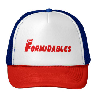 Casquette The Formidables