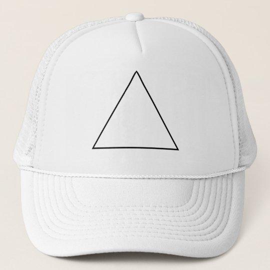 Casquette The triangle