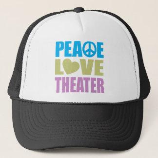 Casquette Théâtre d'amour de paix