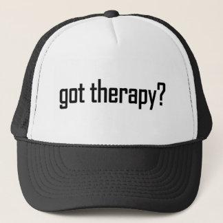 Casquette Thérapie obtenue ?
