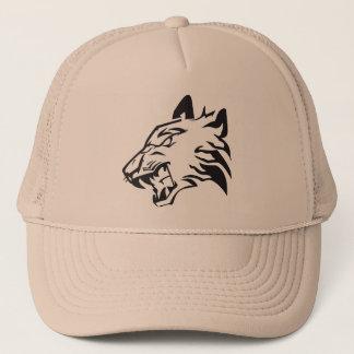 Casquette Tiger Raw Tigre Griffe