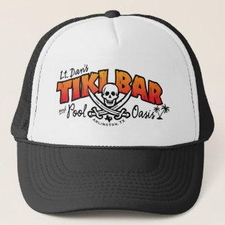 Casquette Tiki Bar de lt Dan et marchandises d'oasis de