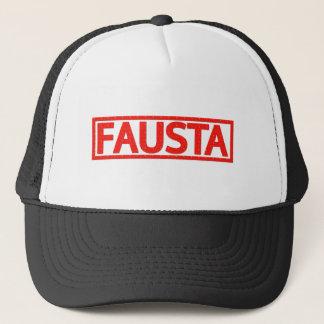 Casquette Timbre de Fausta