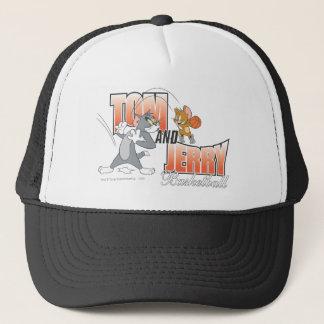 Casquette Tom et basket-ball 3 de Jerry