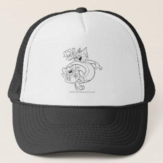 Casquette Tom et Jerry | Tom et rire de Jerry