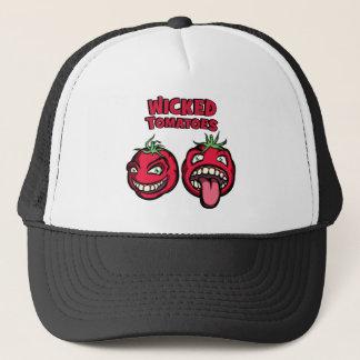 Casquette Tomates mauvaises