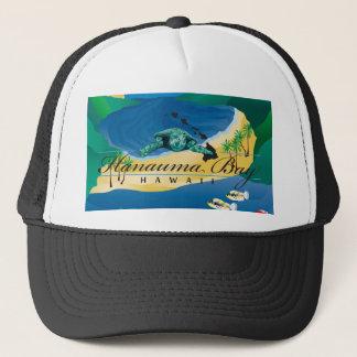 Casquette Tortue d'Hawaï de baie de Hanauma