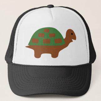 Casquette tortue drôle