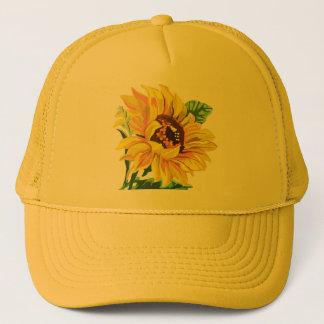 Casquette Tournesol de chapeau