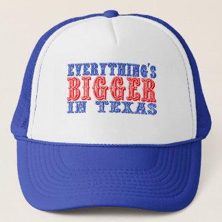 Casquette Tout est plus grand dans le Texas