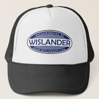 Casquette Travail du bois par Wislander