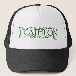 Casquette Triathlon - la fierté est Forever