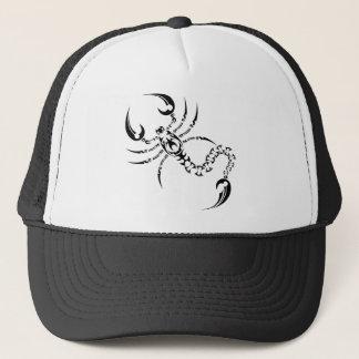 Casquette Tribal scorpion