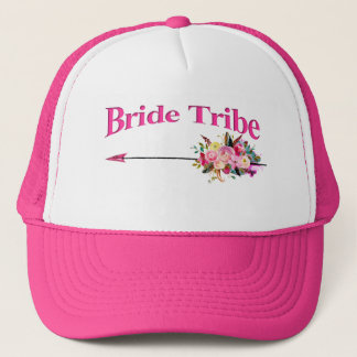 Casquette Tribu de jeune mariée de Boho