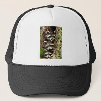 Casquette tronc d'arbre de cute_funny_animals_41 trois