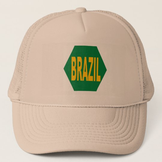 Casquette Trucker BRAZIL