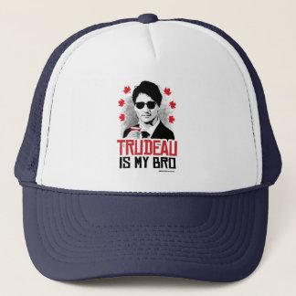 Casquette Trudeau est mon Bro - .png