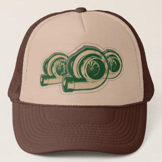 Casquette Turbos vert