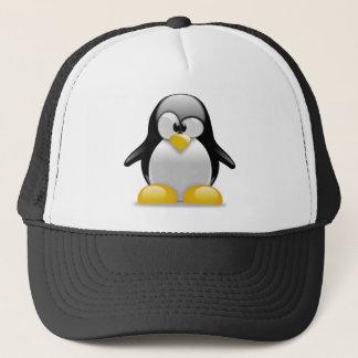 casquette Tux Linux pingouin