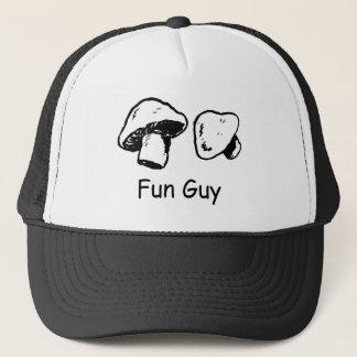 Casquette Type d'amusement, champignons