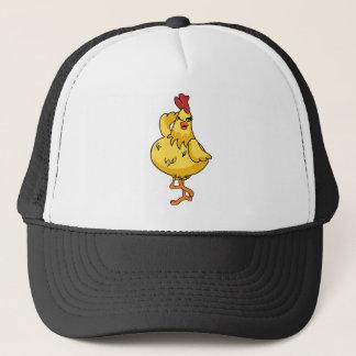 Casquette Un autre poulet très idiot