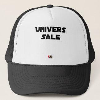 Casquette UNIVERS SALE - Jeux de mots - Francois Ville