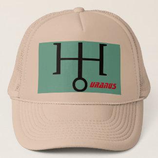 casquette Uranus symbole planète