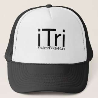 Casquette Usage de triathlon