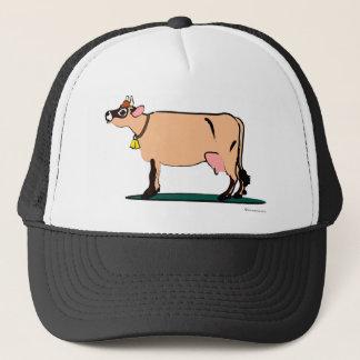 Casquette Vache du Jersey (foncée)