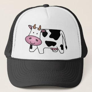 Casquette Vache heureuse