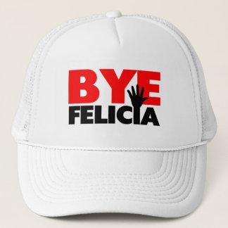 Casquette Vague secondaire de main de Felicia