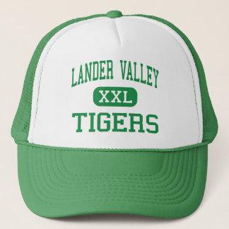 Casquette Vallée de Lander - tigres - haute - Lander Wyoming