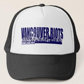 Casquette Vancouver s'ameute 2011
