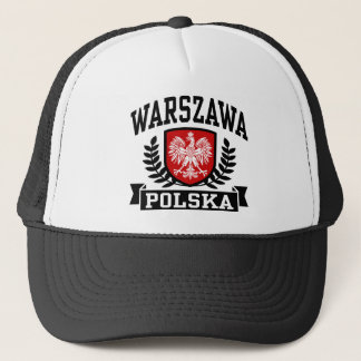 Casquette Varsovie Polska