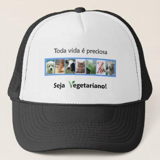 Casquette Végétarisme