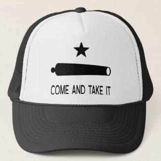 Casquette Venez il falloir le ~ le Texas de drapeau