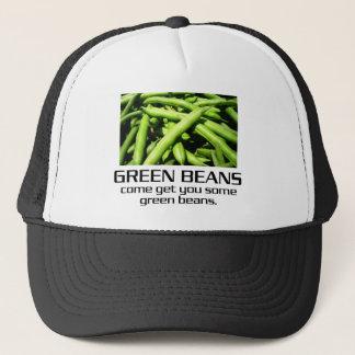 Casquette Venez obtenez-vous quelques haricots verts