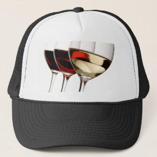 Casquette Verre de vin