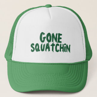 Casquette Vert allé de Squatchin